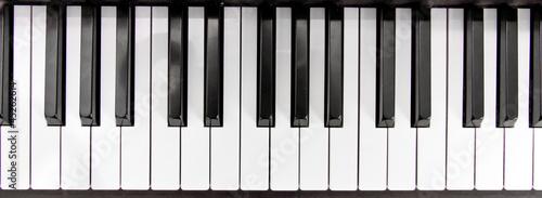 Foto Klaviertasten