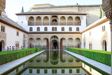 Alhambra - Granada - Espana