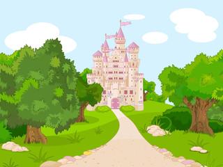 Dvorac na brdu