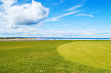 Golf Green St Andrews Old Cour...