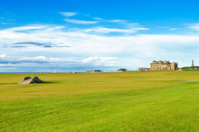 Golf St Andrews Old Course Lin...
