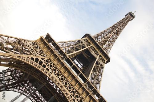 Foto op Aluminium Eiffeltoren Eiffel Tower, Paris, France