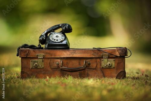 valigia vintage #45327239