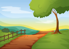 Rural Landcape