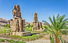 Colossi Of Memnon, Valley Of K...