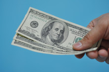 Currency Bill - 300 Dollar