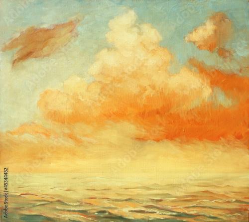 pejzaz-morski-ilustracja-malarstwo-olejne-na-plotnie