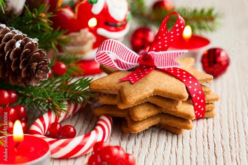 Fotografía  Christmas cookies