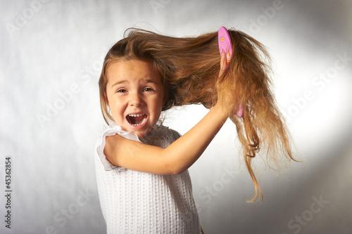 Valokuva  Haarpflege
