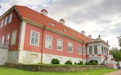 chateau estonien