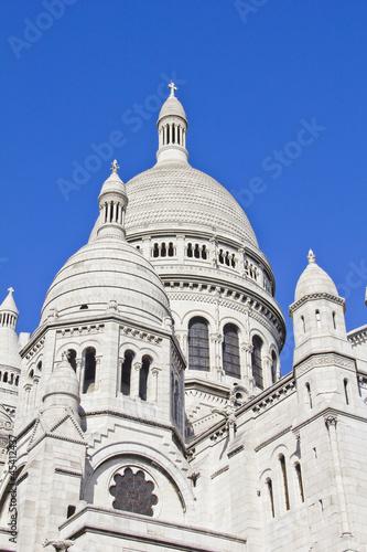 Photo  The Sacre-Coeur Basilica, Paris