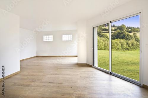 Interieur de maison moderne – kaufen Sie dieses Foto und ...