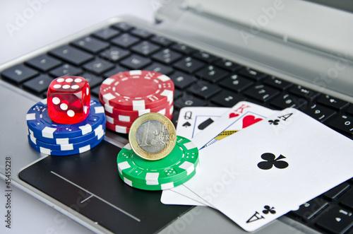 Poster  Internet Glücksspiel Casino