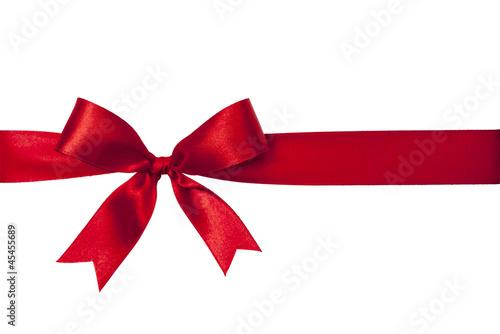Fotografie, Obraz  Red ribbon