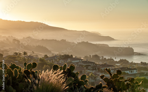 Foto op Canvas Los Angeles California coast south of Palos Verdes, Los Angeles
