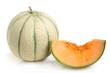 canvas print picture - Cantaloupe melon