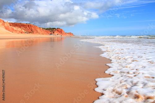 Fotografía Praia da Falésia, Portugal