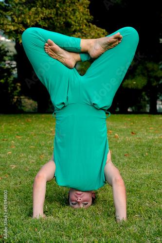 Fotografie, Obraz  yoga