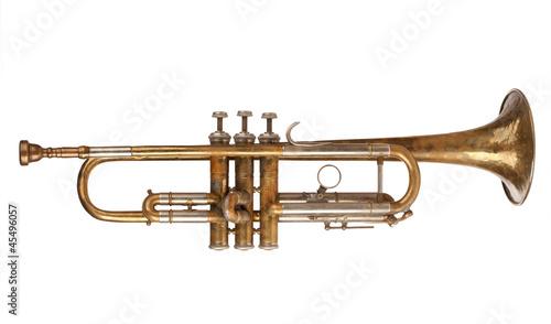 Obraz na płótnie Brass Trumpet