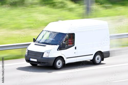 Fototapeta Transporter