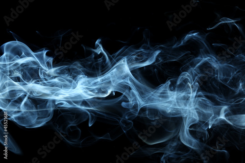 Foto op Aluminium Rook Smoke background