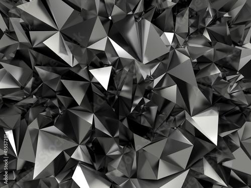 streszczenie-czarne-wykrystalizowane-tlo