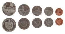 Cuban Convertible Pesos Isolat...