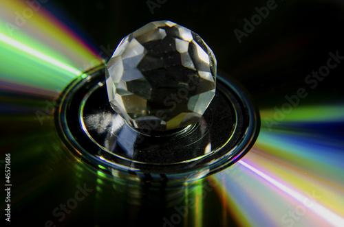 the dark side of crazy diamond Plakat