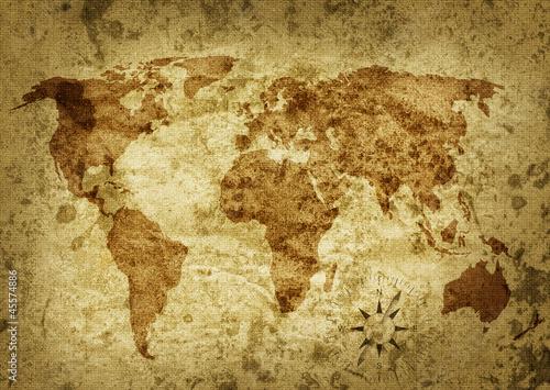 mapa-starego-swiata-w-stylu-vintage