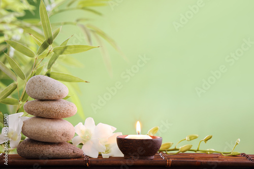 Juliste  Spa still life