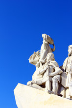 Monument To The Portuguese Discoveries, Lisbon, Portugal
