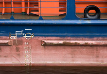 Cargo Ship Hull Texture With R...