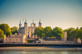 Fototapeta Londyn - Tower of London