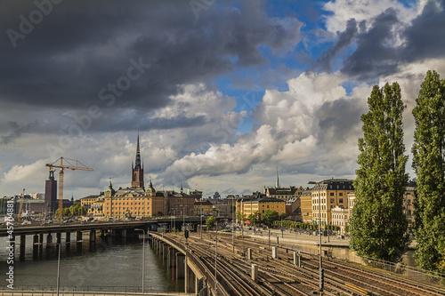 Stockholm,Sweden Canvas