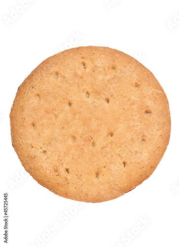Fotografia, Obraz digestive biscuit cutout