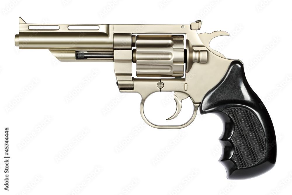 Fototapeta old revolver