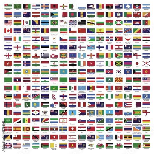 Länder auf der welt