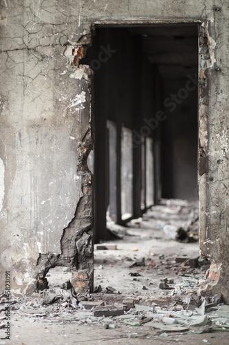 Fototapeta Fabryka przemysłowa-sanitariaty obraz