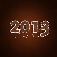 2013 Jahreswechsel Schokoladig
