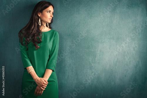 Fotografie, Obraz  elegant woman