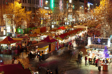 Christmas Markets In San Vence...