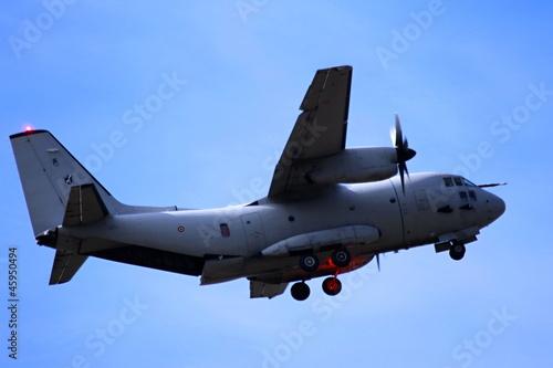 Photo C-27J Spartan cargo plane