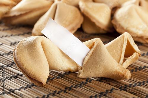 Carta da parati  Fresh Made Fortune Cookie