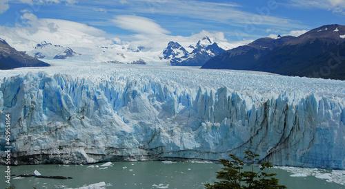 Printed kitchen splashbacks Glaciers Argentinien - Perito Moreno Gletscher