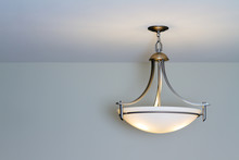 Modern Ceiling Lamp In A New H...