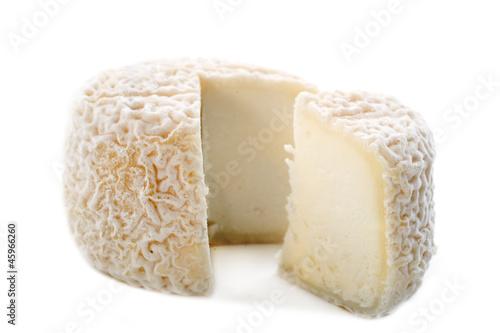 Poster de jardin Produit laitier goat cheese crottin de chavignol