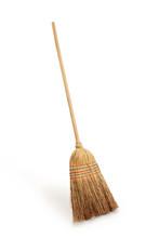 Straw Broom
