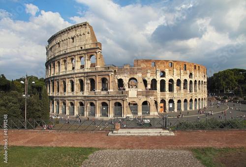 Poster Rome Colosseum