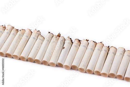 Fotografie, Obraz  Cigarette Line 2