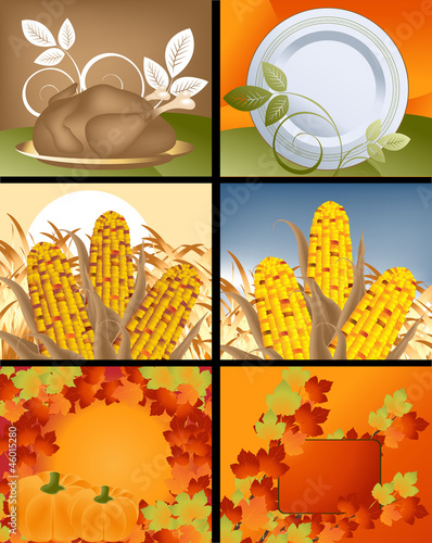 Photo  Thanksgiving Designs